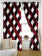 Story At Home Eyelet Door Curtain-Set of 2-dnr3011, purple