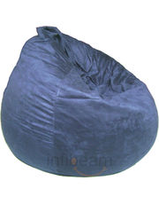 Ultra Soft Suede Bean Bag