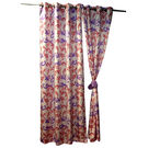 Onze Door Curtain 54* 90 Inches CT -030, multicolor