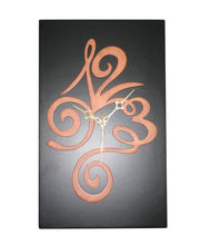 Gifting Happiness Wall Clock - WC 03, multicolor