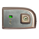 Godrej EXS Astro 2C Milano Bronze Locks, multicolor