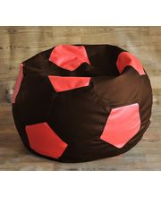 Fancy Style Homez Football Bean Bag XXL - Filled With Beans, Multicolor, Xxl