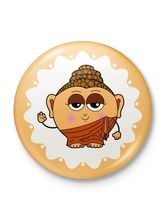 Lord Buddha Inspired Decorative Fridge Magnet Gift...
