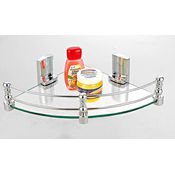 Cipla Plast Corner Shelf (12
