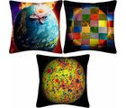 Vision Of Earth Cushion Covers, multicolor