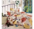Story King Size Crackers Double Bed sheet EW1069, multicolor