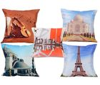 Me Sleep Set of 5 Cushion Covers Digitally Printed, multicolor