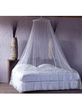 Hanging Mosquito Nets for Double Bed, white