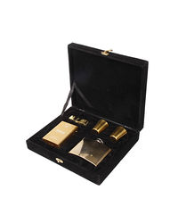 Exclusive Wine Set In 24 Karat Gold Plated By JEWEL FUEL, gold