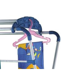 Cipla Plast Cloth Dryer Stand - Oyster, multicolor