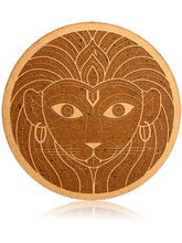Engrave Narasimha- The Lion -Man Plaque (Multicolor)