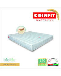 Coirfit Biolife Visco Mattress 10 Inches Heavenly Comfort, king 84x70x10 inches