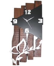 Gifting Happiness Wall Clock - WC 11, multicolor