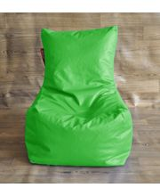 Fancy Style Homez Bean Bag - Filled With Beans, Green, Xl