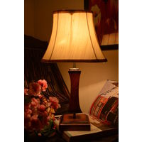 Yashasvi Qualdi Table Lamp,  cream