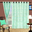 Cortina Stereo 7Ft Curtain,  blue