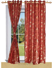 Shandar Cancer Curtain 5 Red Window