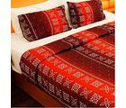 Bombay Dyeing Celebrating India Bed Cover (Multicolor)