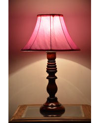 Yashasvi Table Lamp,  pink