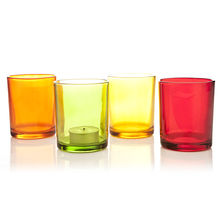 Importwala Decorative Votive Holders, multicolor