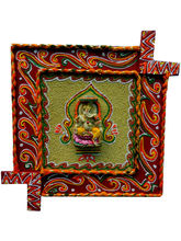 Anant Temple Wall Hanging (Multicolor)