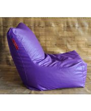 Fancy Style Homez Bean Bag - Filled With Beans, Purple, Xxxl