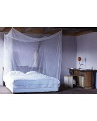 Mosquito Nets for Double Bed 6 fit X 6 fit,  white