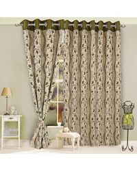 Vorhang Jrd 206 5Ft Curtain,  coffee