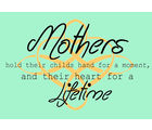 meSleep Mothers Lifetime Poster, multicolor