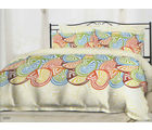 Bombay Dyeing Eternia King Size Bed Sheet Set - E-6282, multicolor