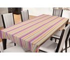 Freely Cotton Table Cover For 6 Seaters, multicolor