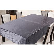 Freely Transprant Pvc Table Cover For 4 Seaters