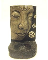 Buddha Tlite Holder, black