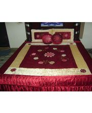 5 Pcs Bed Cover Set - Florina Design, Multicolor