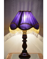 Yashasvi Table Lamp,  blue