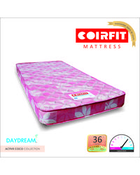 Coirfit Daydream Plus 4.5 inches Pocket Friendly Comfort, king 78x72x45 inches