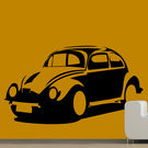 Creative Width My First Car Wall Decal, multicolor, medium
