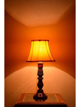 Yashasvi Table Lamp, yellow