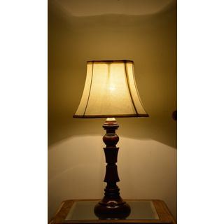 Yashasvi Table Lamp, White