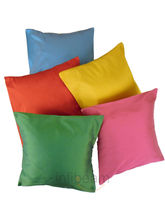 Me Sleep Set Of 5, Cushion Covers (Multicolor)