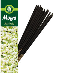 PRS Mogra Incense Stick 20gms (Pack of 10)