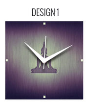Bluegape Fancy Wall Clock, Design1
