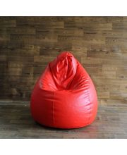 Fancy Style Homez Chair Bean Bag Cover, Red, Xl