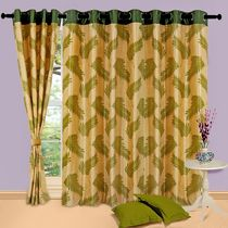 Cortina Candy 9Ft Curtain,  green