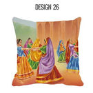 meSleep Digitally printed Cushion Cover, design26