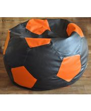 Style Homez XXL Football Bean Bag - Filled With Beans, Multicolor, Xxl