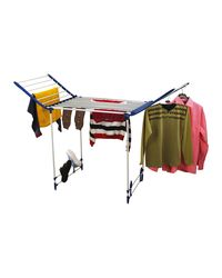 Cipla Plast Cloth Dryer Stand - Smart, multicolor