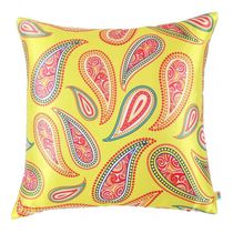 The Elephant Company Passion Green Cushion Covers,  green