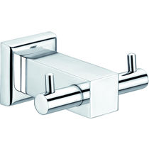 Jwell Stainless Steel Robe Hook - Splash Series,  silver
