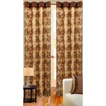 Cortina Premium 5Ft Curtain,  coffee